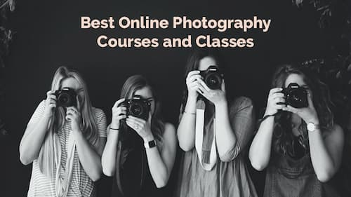 FREE ONLINE CLASSES TO LEARN PHOTOGRAPHY